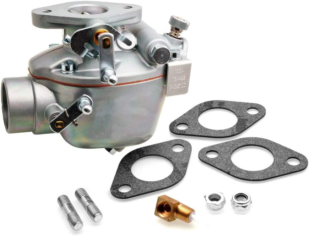 EAE9510C Carburetor Replacement for Ford New Holland Jubilee NAA NAB Tractor Marvel Schebler TSX428 B2NN9510A EAE9510D