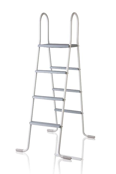 Gre ET1213 Escalera para Piscina Elevada, 134 cm