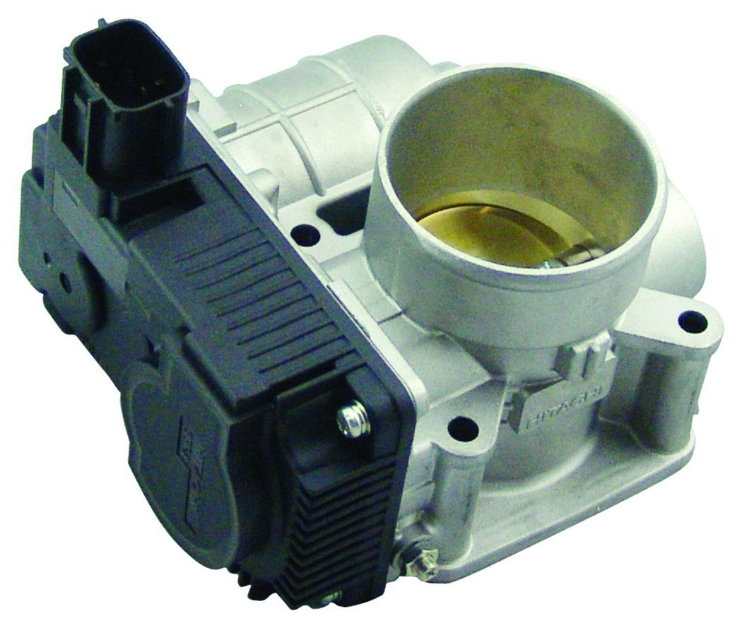 Hitachi ETB0002 Throttle Body (Certified Refurbished) by Hitachi