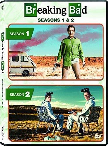 Breaking Bad - Season 01 / Breaking Bad - Season 02 - Set