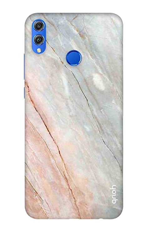 Qrioh Printed Designer Back Case Cover for Huawei Honor