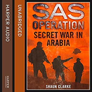 Secret War in Arabia Audiobook