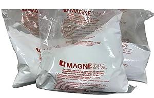 40 lb. Magnesol Fryer Filter Powder - 60ct Pre-Measured Packs