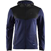 Craft Breakaway 拉鏈男式跑步夾克,男式,CR1906388