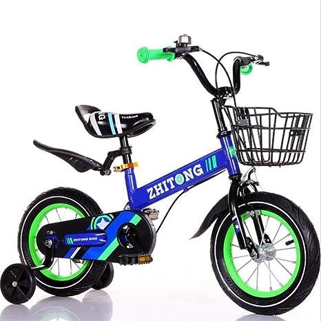 K-G Bicicleta Infantil Bicicleta Niños, Entrenamiento de ...