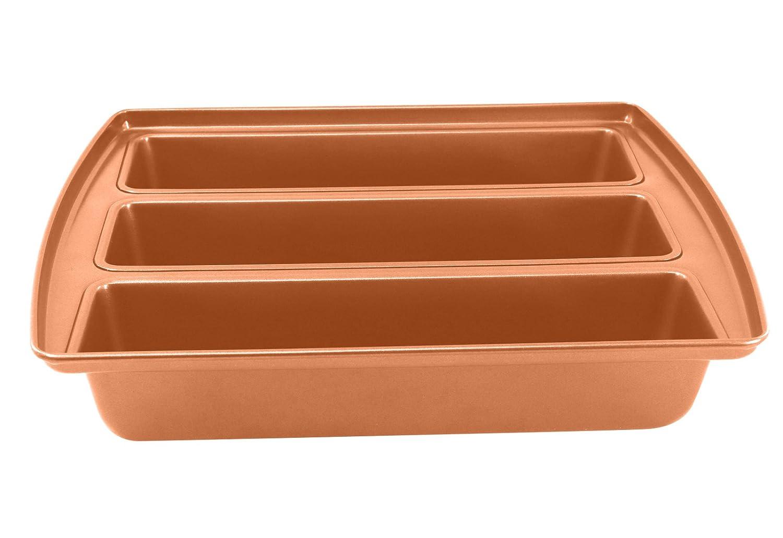 Lasagna Pan | Copper Pan Ideal For Any Lasagna Recipe Eternaliving