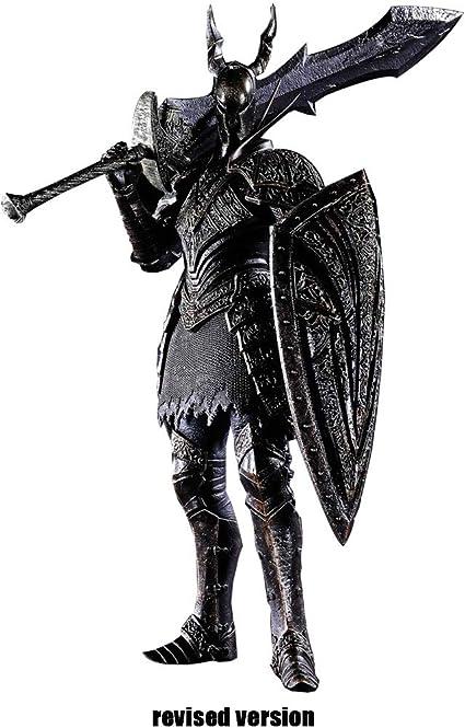 Yingjianjun Dark Souls Sculpt Collection Vol.3 Caballero Negro: Amazon.es: Juguetes y juegos