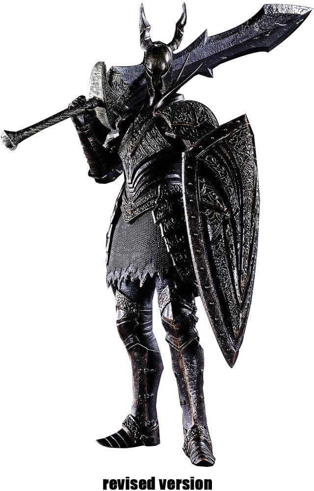 Yingjianjun Dark Souls Sculpt Collection Vol.3 Caballero Negro ...