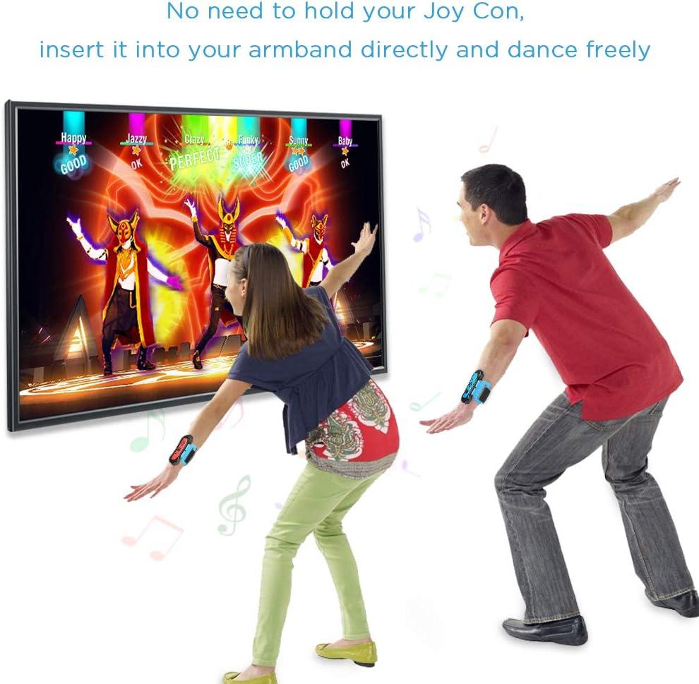 Qianwei Just Dance 2020 / Just Dance 2019 Nintendo Switch Joy con ...
