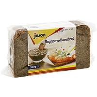 Jason捷森黑麦面包500g(德国进口)