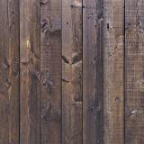 best dark wood flooring Fovitec StudioPRO Photography Studio Background Vinyl Backdrop Deep Dark Brown Wood Floor - 3 ft x 3 ft