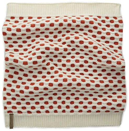 Muk Luks Women's Candy Coated Crochet Funnel, Mango Fizz, One Size