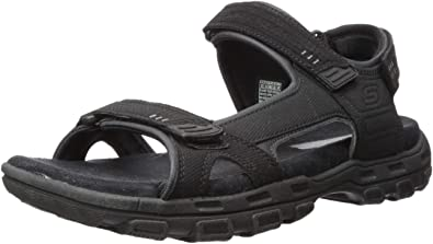 Skechers Men's Athletic Sandals Black
