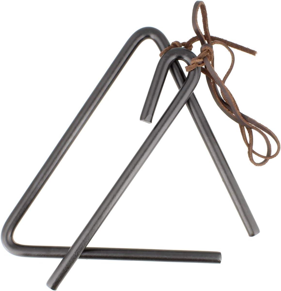 Redneck Convent Triangle Call Bell – Outdoor Bell Ringer Triangle Dinner Bell, Dinner Triangle, Farmhouse Bell – Chuckwagon Dinner Bell