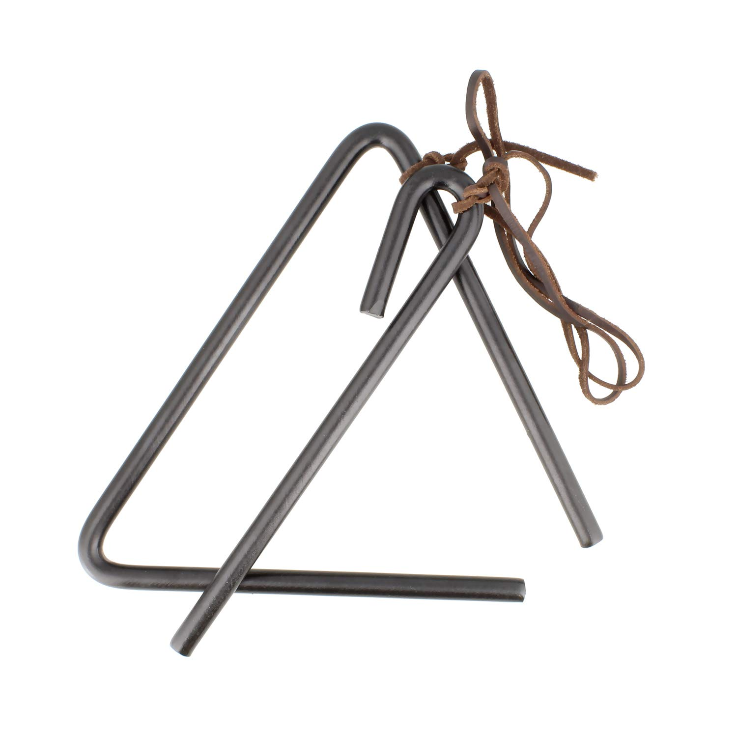 Redneck Convent Triangle Call Bell - Outdoor Bell Ringer Triangle Dinner Bell, Dinner Triangle, Farmhouse Bell - Chuckwagon Dinner Bell by Redneck Convent