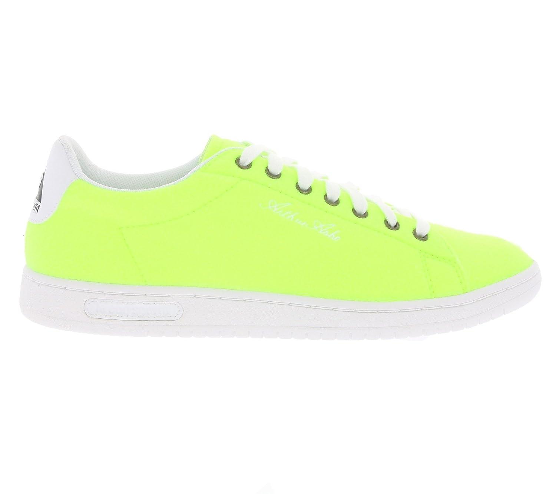 Le Coq Sportif Arthur Ashe INT Tennis Ball Lifestyle Sneaker neongr/ün/…