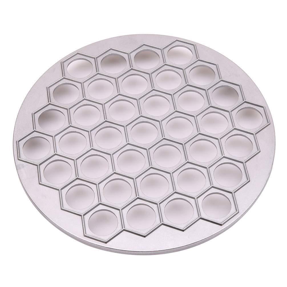 Vektenxi Premium-Qualit/ät Kn/ödel Mould Tools Kn/ödel Maker Ravioli Aluminium Mould Dumplings K/üche DIY Tools Machen Geb/äck Kn/ödel