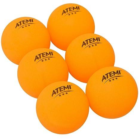 Qualität Tischtennisbälle Ping Pong Bälle 3-Sterne 2 Farben