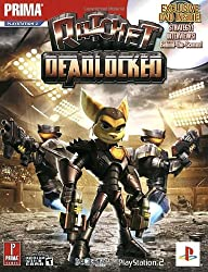 Ratchet: Deadlocked (with DVD) (Prima Official Game Guide)