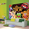 The Muppets Show Wallpaper Mural