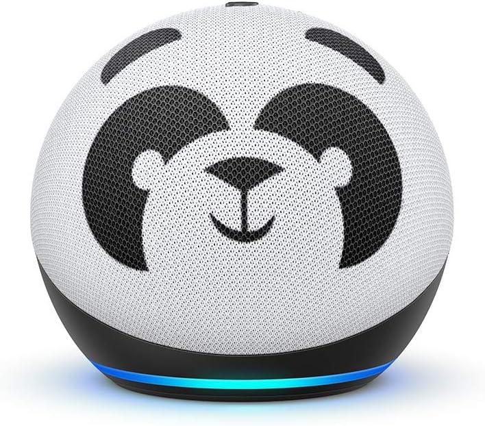 All-new Echo Dot Kids Edition (4th Gen) - Panda