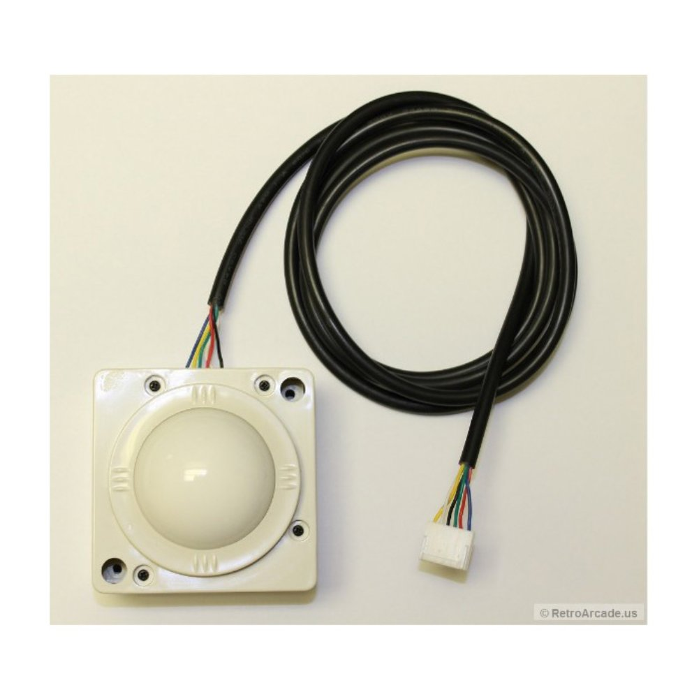 Track Ball 2 Inch Arcade Game Trackball for Jamma 60-in-1 Jamma Icade PCB  Board: Amazon.com: Toys & Games