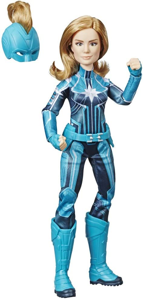 Captain Marvel - Capitan Marvel Starforce (Hasbro E4945EU4 ...
