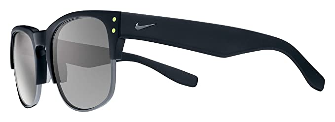 Nike Volition EV0879 001 54 Gafas de Sol, MT Blk/Gn SMK W ...
