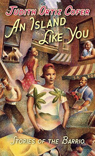 book cover of An Island Like You
