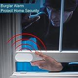 Door Window Pool Alarm,130dB Wireless Magnetic