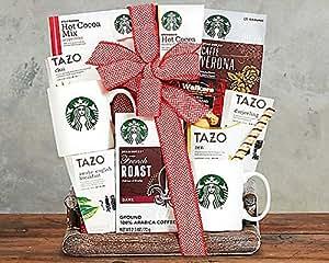 Starbucks Coffee and Tazo Tea Collection