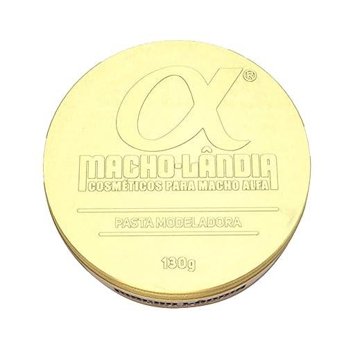 8c4e04def Pomada Modeladora Para Cabelo Macho-lândia Pasta Fix 130g  Amazon.com.br