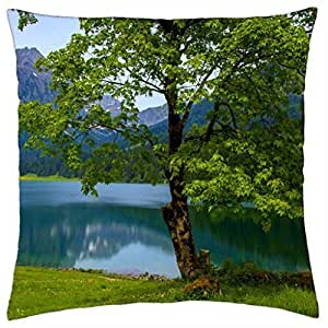 Just Nature - Throw Pillow Cover Case (18