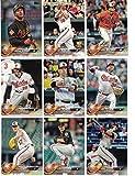 Baltimore Orioles/Complete 2018 Topps Series 1 & 2 Baseball 23 Card Team Set! Includes 25 bonus Orioles Cards!
