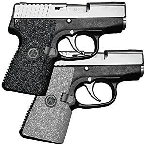amazon traction grip overlays in black for kahr p380 and cw380 Girl Tommy Gun share facebook twitter pinterest