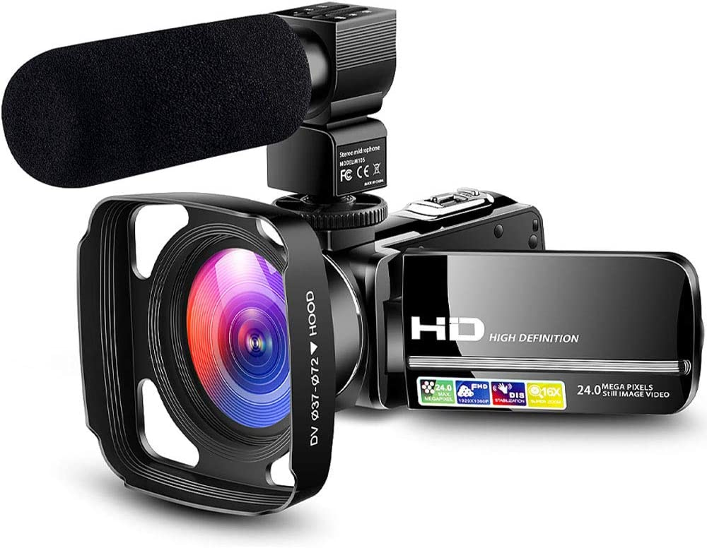 10 Best Cheap Video Cameras In 2020 - 10Feasts