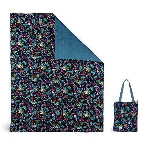 Vera Bradley Picnic Blanket Foldable