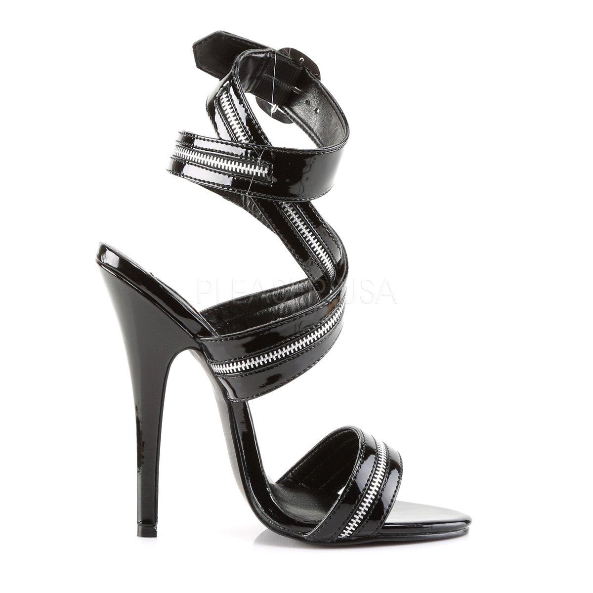 584819359c7648 Higher-Heels PleaserUSA Sandaletten Domina-119  Amazon.de  Schuhe    Handtaschen