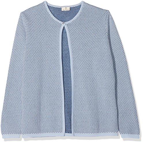 Coreana jeans Donna Of Multicolore Merinos cielo Cashmere Conte Giglio Maglione n17xqRv