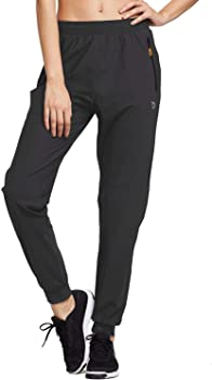 BALEAF Women's Athletic Joggers Quick Dry Running Hiking