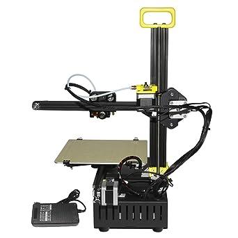 sweepid 3d impresora HP grabado pantalla LCD poco ruido 200 mm/s ...