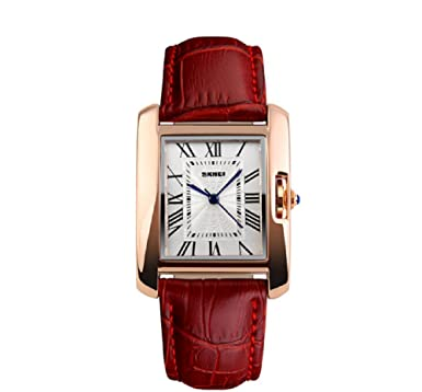 Reloj De Dama Para Mujer Women Watches Roman Numbers Casual Women Wristwatch Relogio Feminino RE0032