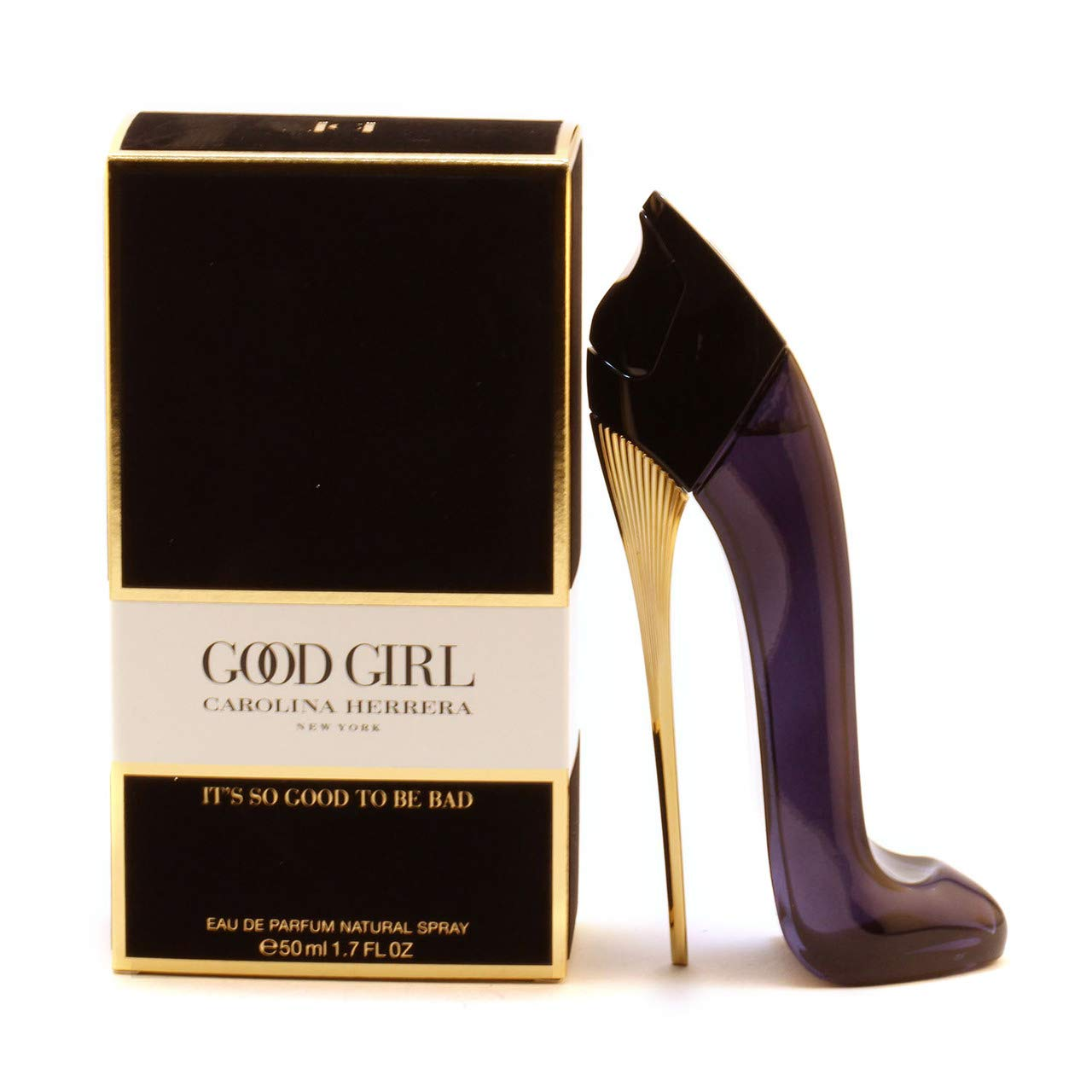 Amazon.com: GOOD GIRL by Carolina Herrera Perfume para mujer ...