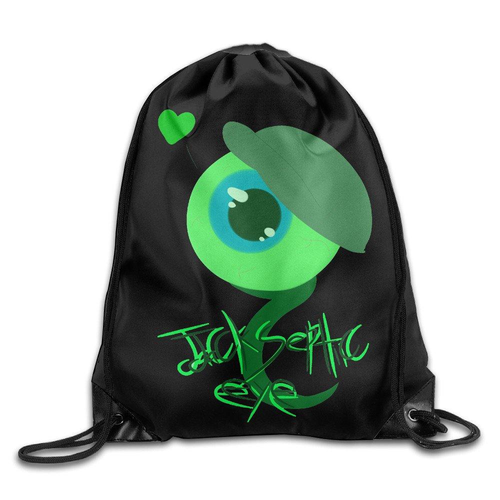 Stringiing Drawstring Bag Jacksepticeye Logo