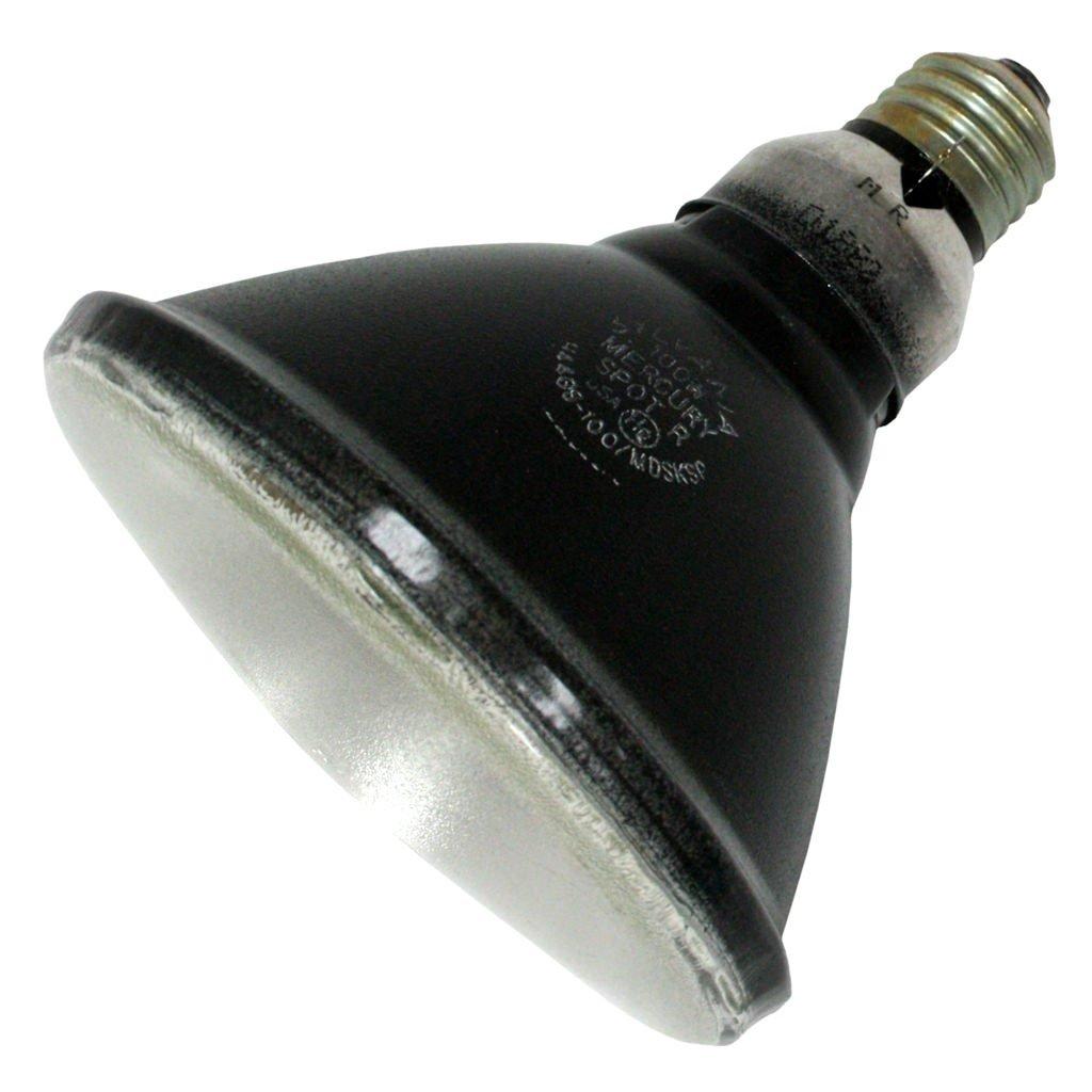 H44GS-100//MDSKSP Mercury Vapor Black Light Sylvania 68846