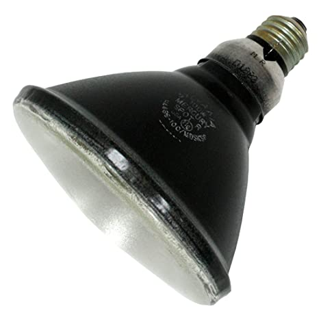 Sylvania 68846 - H44GS-100/MDSKSP Mercury Vapor Black Light - Black Light Bulbs - Amazon.com