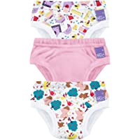 Bambino Mio, Potty Training Pants, Puddle Pigs, 18-24 Months, 3 Pack