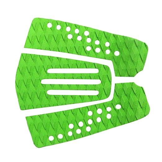Sharplace 3 Pieza Almohadilla de Tracción Accesoiros Adhesivo Fuerte Antideslizante - Verde: Amazon.es: Deportes y aire libre