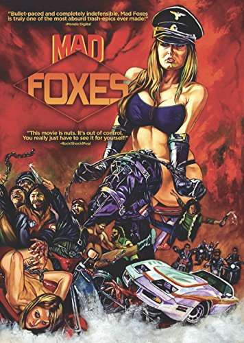 Mad Foxes DVD by Full Moon Features