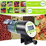 IDREAMO Automatic Fish Feeder, Auto Fish Turtle